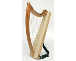 lyre harps for sale